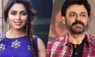 Amala Paul to shoot for Venky's action drama