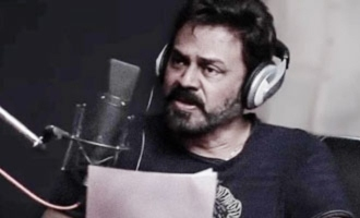 'Mosagallu': Venkatesh to narrate the action-thriller