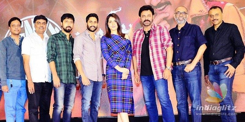 Venky Mama is a proper Telugu genre flick: Makers