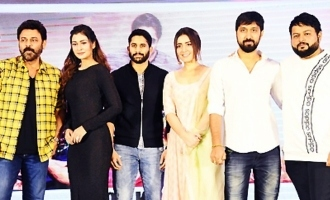 'Venky Mama' Success Meet