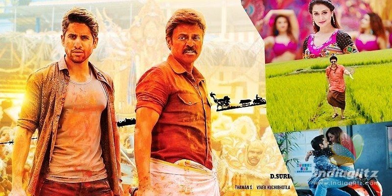Venky Mama Trailer: Commercial ingredients galore