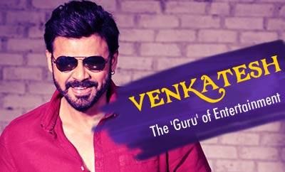 Venkatesh: The 'Guru' of Entertainment