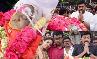 Tollywood Celebs Pay Tribute to Venu Madhav