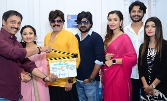 'Victoria Maharani' Movie Launch
