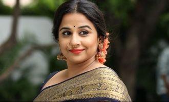 Vidya Balan forced to delete 'NTR' still?