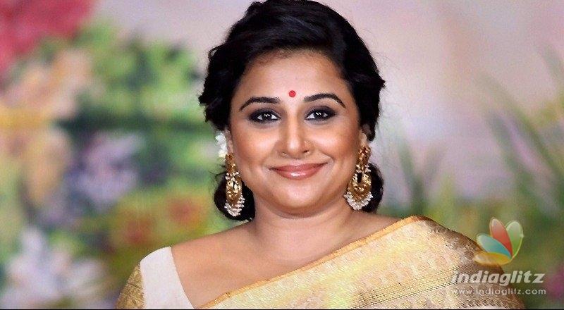 Women turn naughtier after 40: Vidya Balan