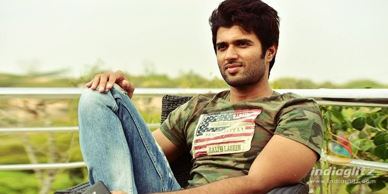 Thats why Deverakonda is heading for Paris