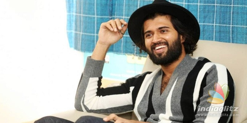 Vijay Deverakonda opens up on Puri Jagannadhs Fighter