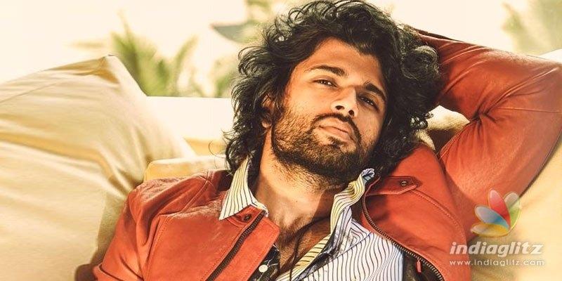 Vijay Deverakonda to play son of a don in Fighter