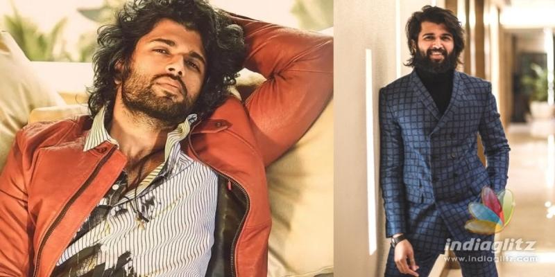 Vijay Deverakonda tops Most Desirable Man list for third time