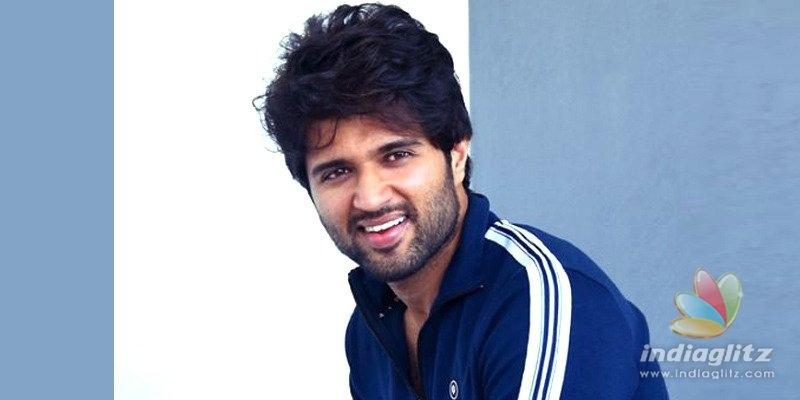 Vijay Deverakonda becomes World Famous Lover