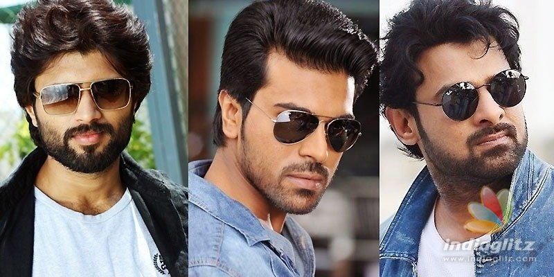 Vijay Deverakonda defeats Charan, Prabhas to top the list