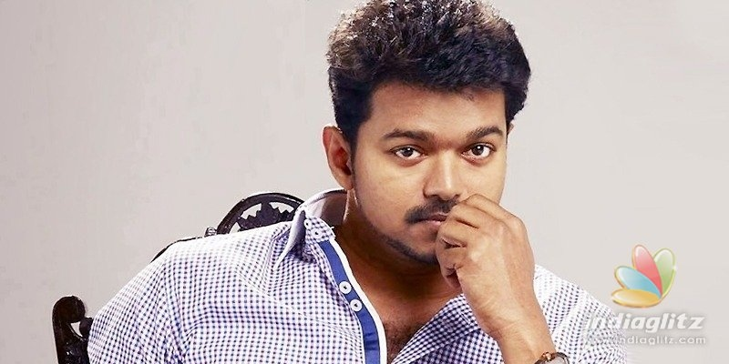 IT raids at shooting location, superstar Vijay questioned