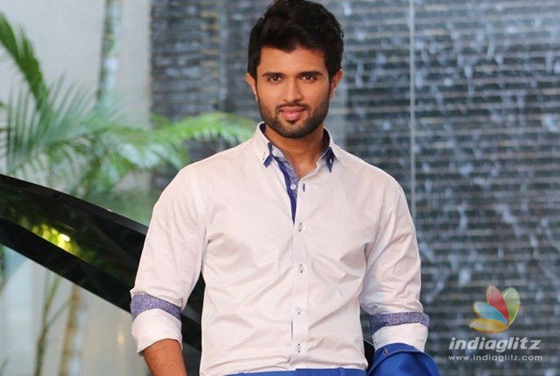 Deverakonda wants to know what you think about him