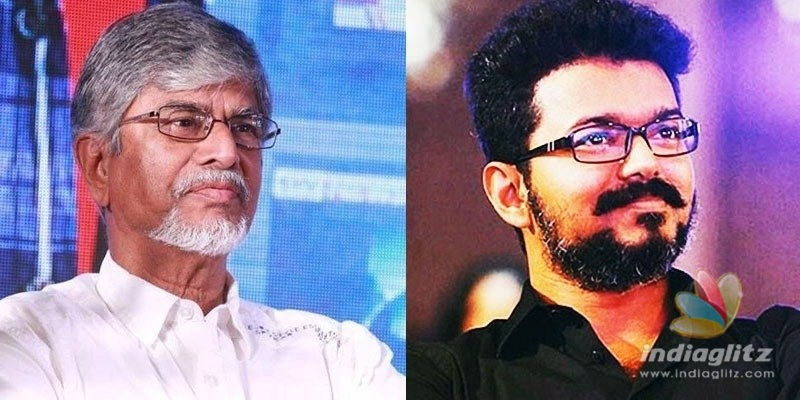 I have no differences with my son, says Tamil superstar Vijays father