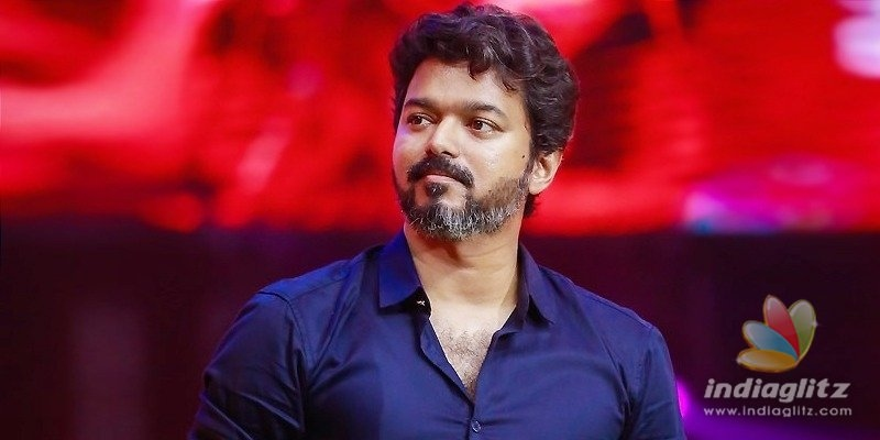 IT sleuths issue summons to superstar Vijay