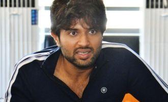 Vijay Deverakonda escapes train accident