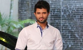 Is Deverakonda daring against 'Aravindha Sametha'?