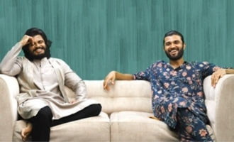Vijay Deverakonda, Anand spill the beans about their past