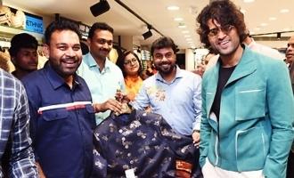 Vijay Devarakonda Launches KLM Shopping Mall