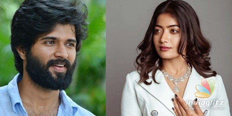 Deverakonda hits back after question on Rashmikas break-up