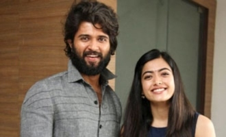 Vijay Deverakonda, Rashmika dazzle in leaked ad