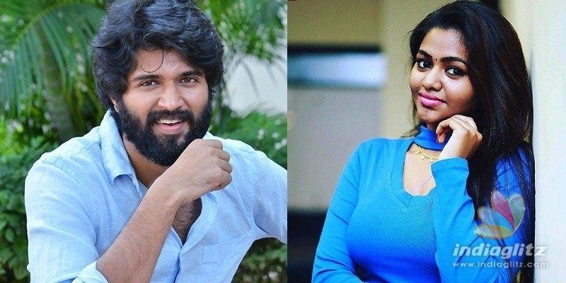 Was asked a sexual favour for Deverakondas movie: Shalu