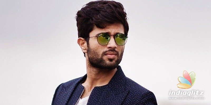 'World Famous Lover: Vijay Deverakonda is raw