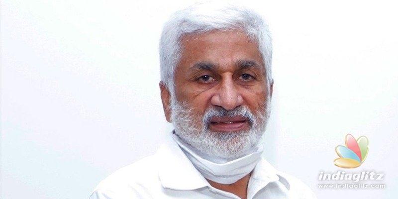 Vijayasai Reddy shamed for calling CBN 420 in birthday wishes