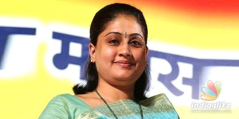 Vijayashanti about her role in Mahesh Babus movie