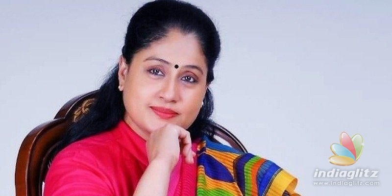 Why is it an issue when actresses charge high fees?: Vijayashanti