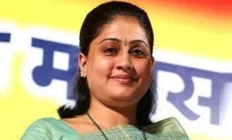 Vijayashanti about her role in Mahesh Babu's movie
