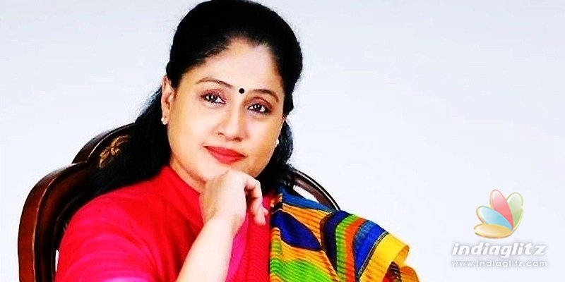 First Lady Action Superstar of Telugu Cinema - Vijayashanthi