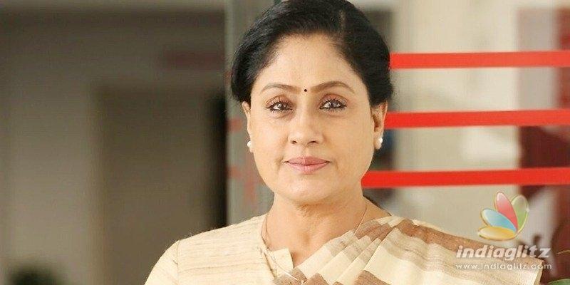 Vijayashanthi wishes Raahu the best