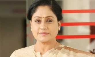 Vijayashanthi wishes 'Raahu' the best