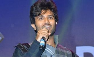 Vijay Deverakonda is confident about Vishnu, the 'Hollywood'