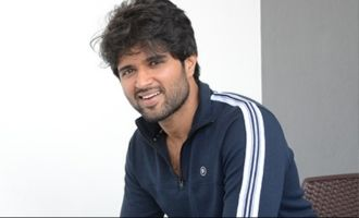 'First tell me 'Saaho' updates, Deverakonda urges