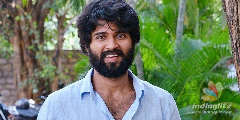 Vijay Deverakonda for superstars event
