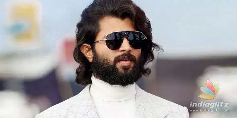 Listen to this song and smile: Vijay Deverakonda