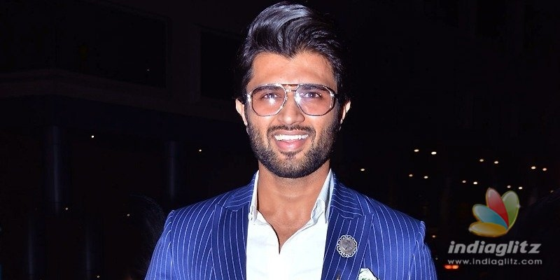 Vijay Deverakonda is the most glamorous: Bollywood actress