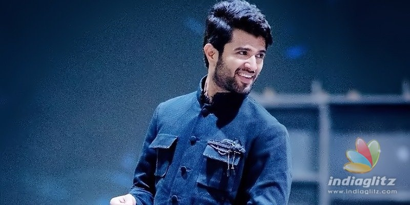 Vijay Deverakonda, Googles most-searched South Indian star