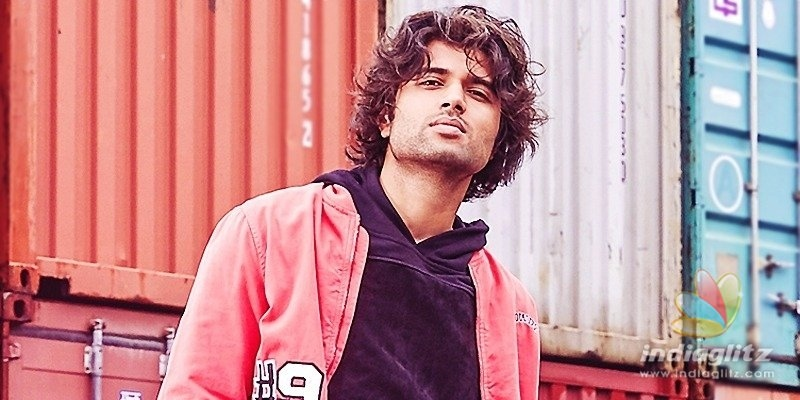Vijay Deverakonda trains in mixed martial arts