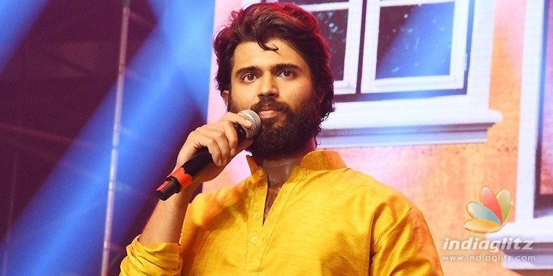 Lillys ambitions are every girls: Vijay Deverakonda