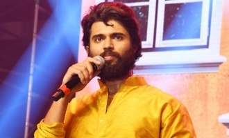 Lilly's ambitions are every girl's: Vijay Deverakonda