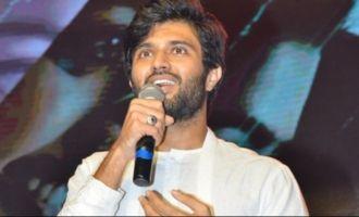 Vijay Deverakonda credits three people for success