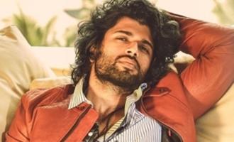 Vijay Deverakonda lauds Bollywood actress