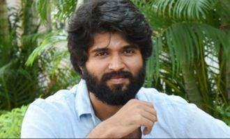 After controversy, hero salutes Vijay Deverakonda