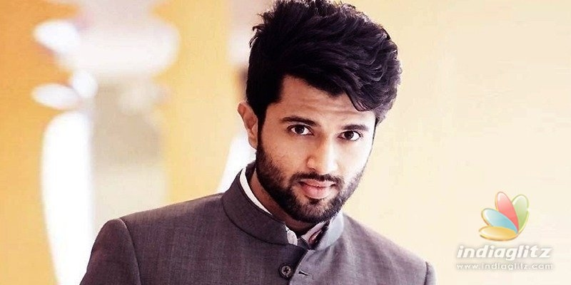 Vijay Deverakonda to shoot for Hero soon