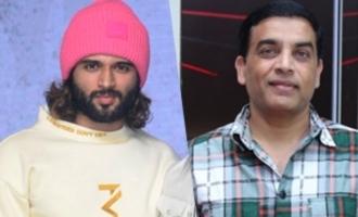Vijay Deverakonda to do a 'mind-blowing film' with Dil Raju