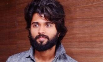 Vijay Deverakonda to fight like a 'Fighter'